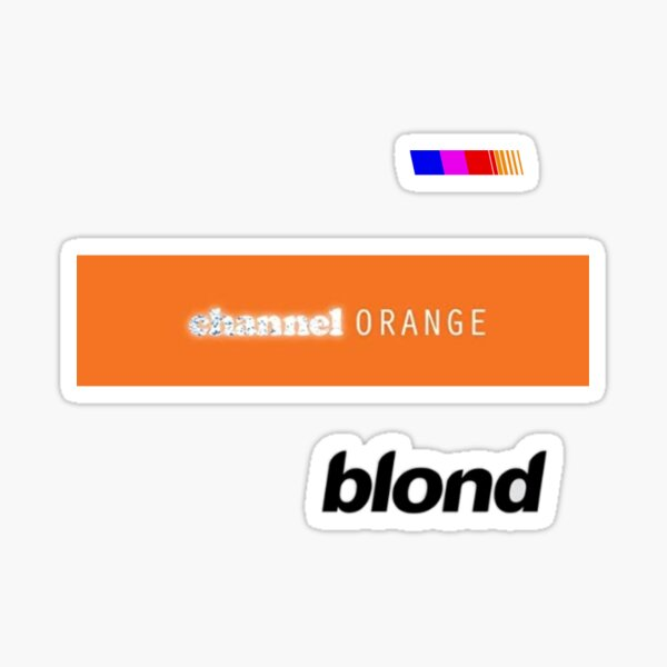 Frank Ocean Pack Sticker