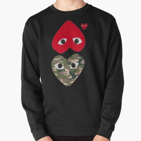 Copy of CDG PLAY Pullover Sweatshirt