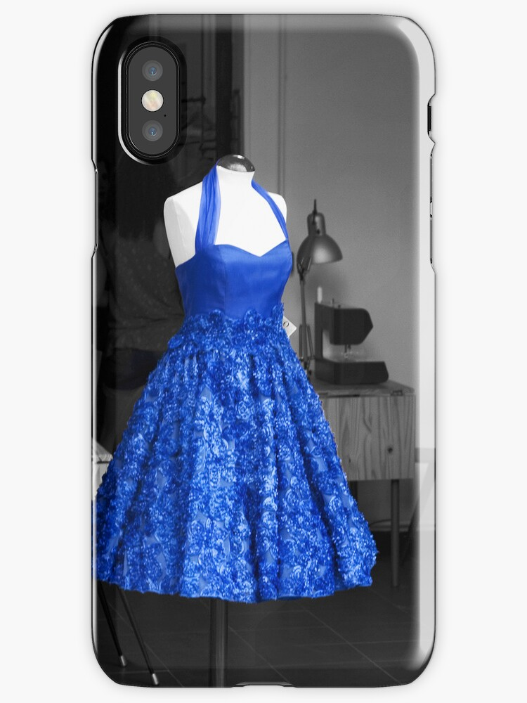 Blue Dress by fotoscontino