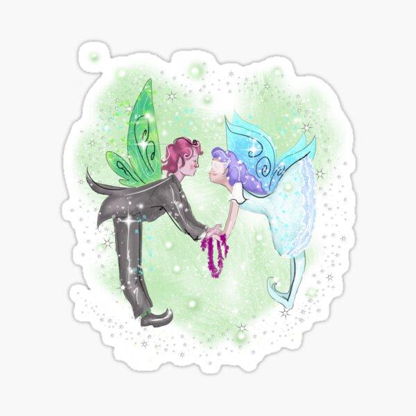 "The ""I Do"" Love Fairies™ Sticker"
