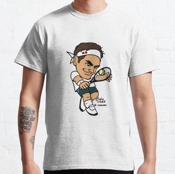 Roger Federer  Classic T-Shirt