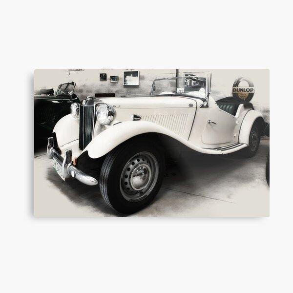 MG TD Mark ll  1952 Metal Print