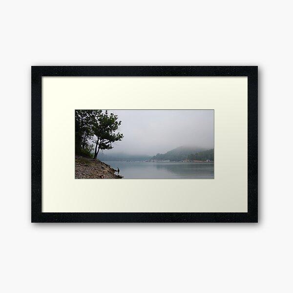 Sligo Bridge in the Morning II Framed Art Print