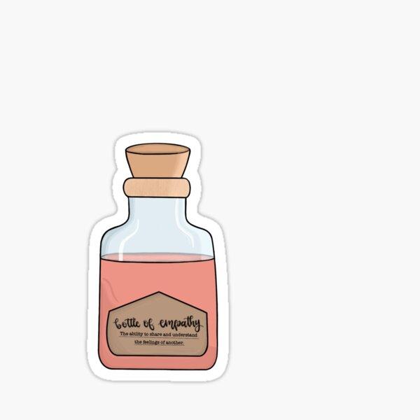 Bottle of Empathy Sticker