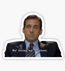 Michael Scott  Sticker