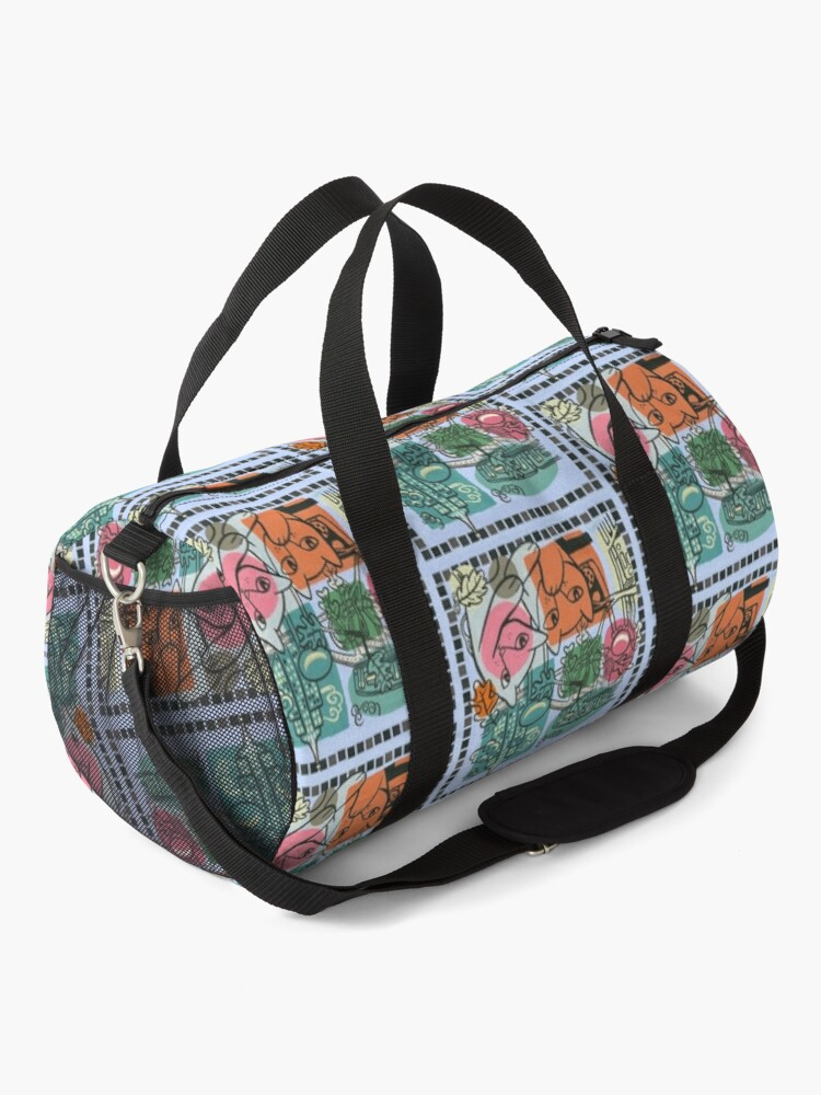 Alternate view of On the Town Duffle Bag