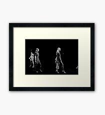 Alternative fashion pic... Framed Print