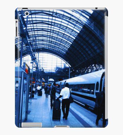 Train Station VRS2 iPad Case/Skin