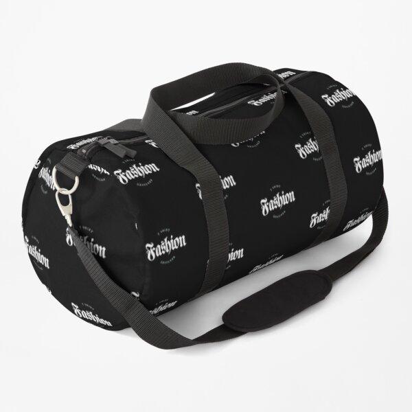 T Shirt Fashion Designer Duffle Bag