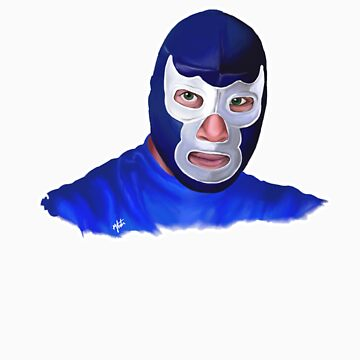 Blue Demon by gurumel