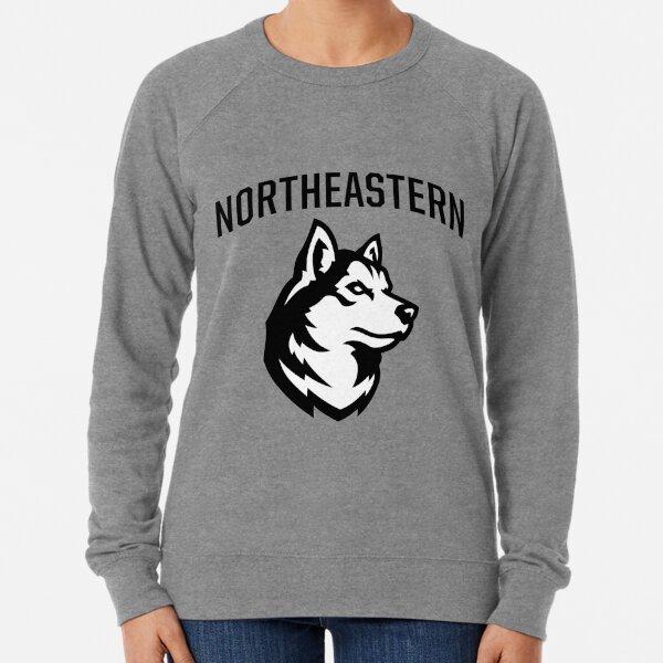 Northeastern Huskies primary Lightweight Sweatshirt