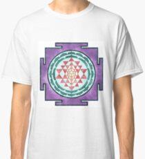 Sri Yantra 08 Classic T-Shirt