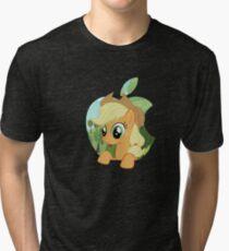 Applejack apple Tri-blend T-Shirt