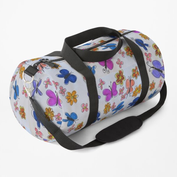 Summer Garden  Duffle Bag