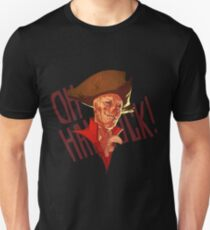 Oh, Hancock! Slim Fit T-Shirt
