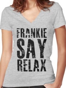 Frankie Say Relax Tee Ladies or Gents