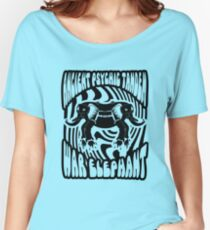Ancient physic tandem war elephant Relaxed Fit T-Shirt