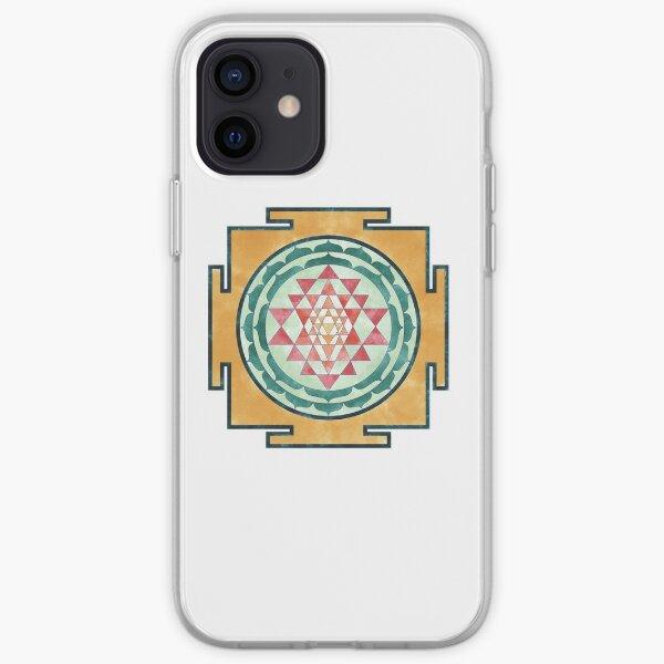 Sri Yantra 07 iPhone Soft Case