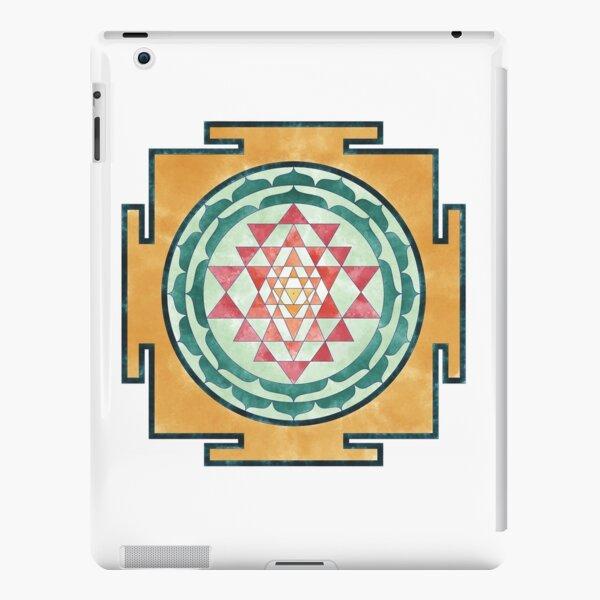 Sri Yantra 07 iPad Snap Case