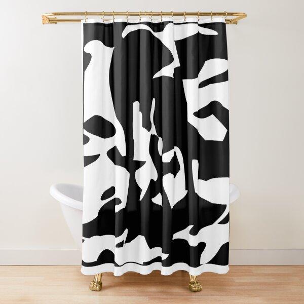 Funyarinpa Shower Curtain