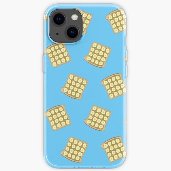 Peanut Butter and Banana Toast iPhone Soft Case