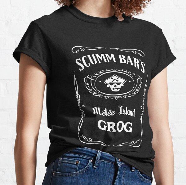 GROG de Scumm Bar T-shirt classique