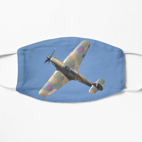 Hunter Valley Airshow 2019 - Hurricane Climbing Banked Flat Mask