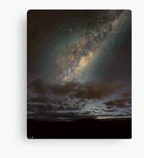 Beauty and the Way Canvas Print