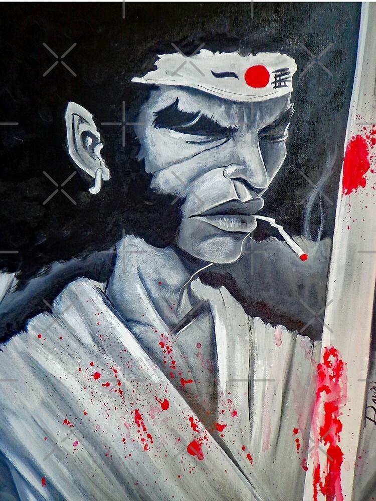 Afro Samurai by AtlArtVibez