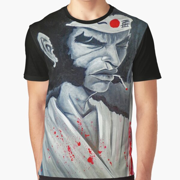 Afro Samurai Graphic T-Shirt