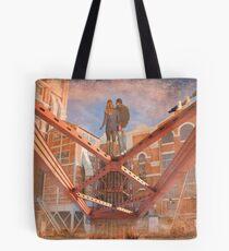 deconstructivism Tote Bag