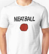 Meatball Slim Fit T-Shirt