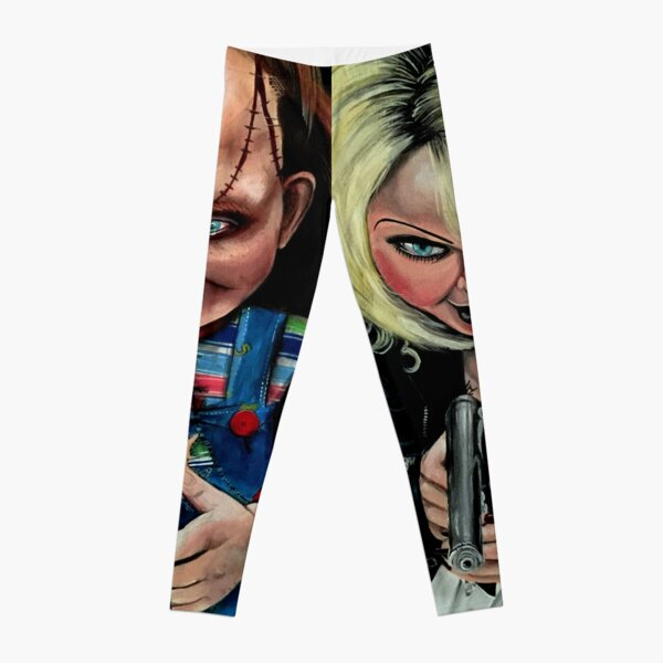 Chucky & Tiffany Leggings