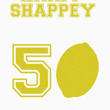 Caroline Knapp-Shappey - Travelling Lemon Jersey by gloriouspurpose