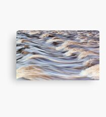 Nepean Abstract Canvas Print
