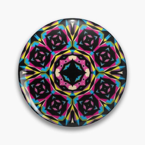 Motley Colored Abstract Pattern, ILLusion, Motif, Visual Art, Wallpaper, Pattern Pin