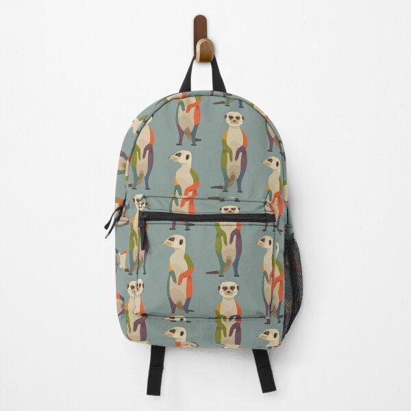 Hello Meerkats Backpack