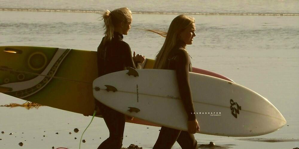SURF CIRCA 2013 by Laura E  Shafer