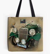 Singer Le Mans  1934 Tote Bag