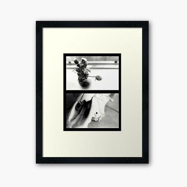 To Linger Framed Art Print