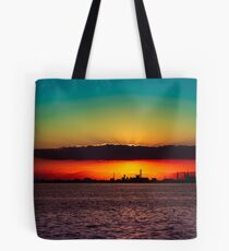 clouds near venice Tote Bag