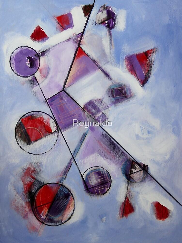 The Seventh Plane by Reynaldo