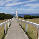 Cape Otway Lighthouse - the Great Ocean Road by Jennifer Saville