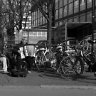 The street musicians and ... by steppeland