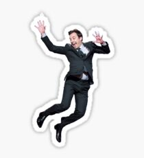 Jumpin' Jimmy Sticker