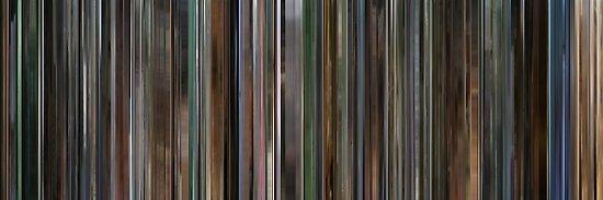 Moviebarcode: Sympathy for Mr. Vengeance /  Boksuneun naui geot (2002) by moviebarcode