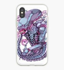 ROSY GIGER ALIEN iPhone Case