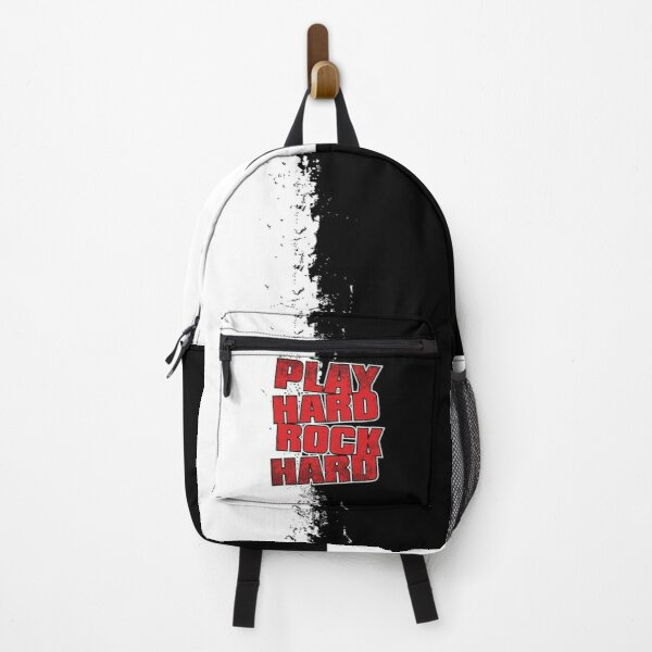 Play Hard Rock Hard Backpack