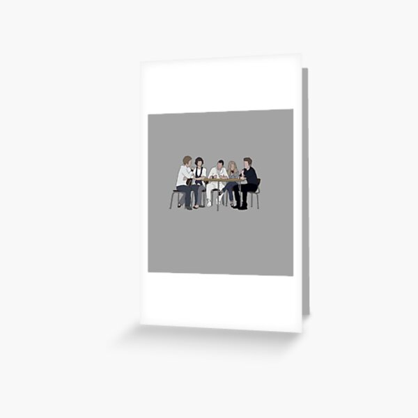 Who are they? Greeting Card