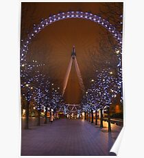 The London Eye.. Poster
